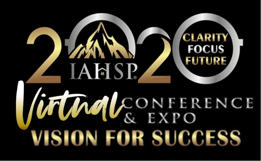 2020 IAHSP Conference and Expo Logo