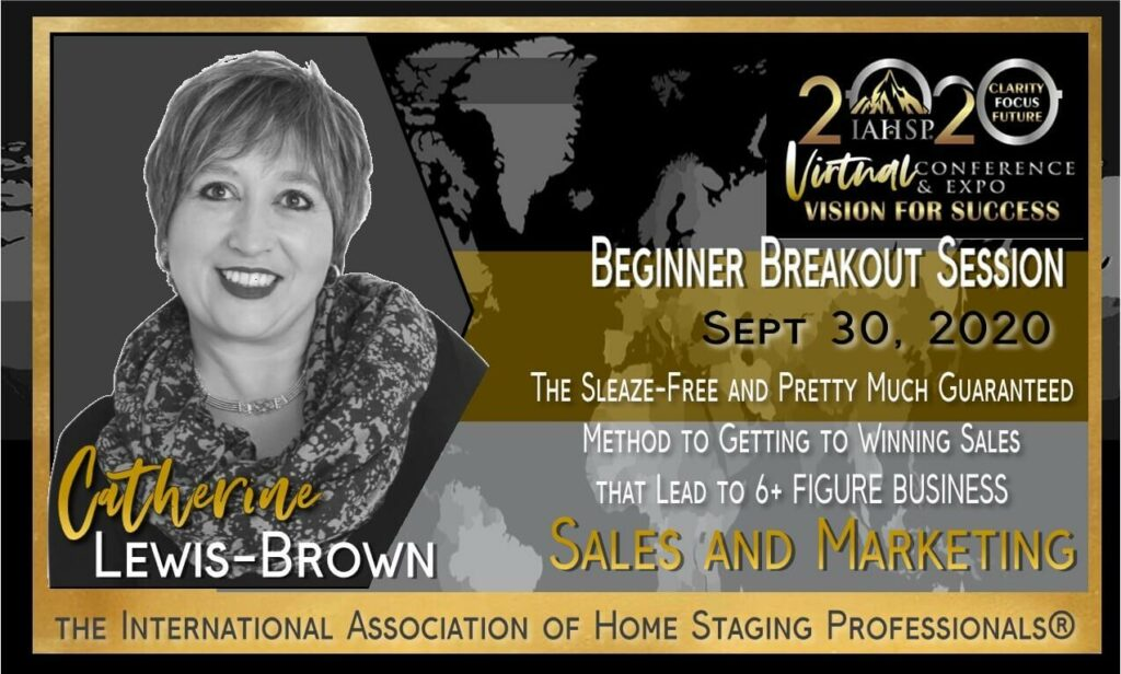 Catherine Lewis-Brown Speaker Promo