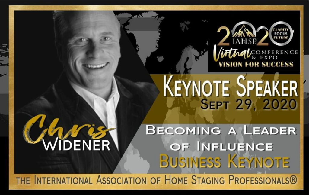 Chris Widener Speaker Promo