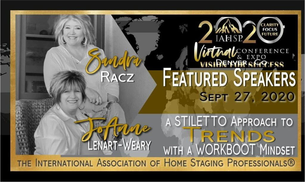 JLW and Sandra Racz Speaker Promo